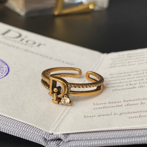 Christian Dior Ring #867748 $27.00 USD, Wholesale Replica Christian Dior Ring