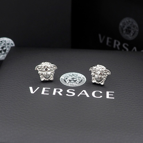 Versace Earrings #867773 $25.00 USD, Wholesale Replica Versace Earrings