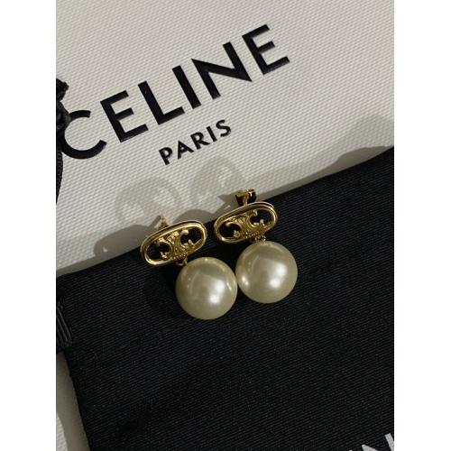 Celine Earrings #867789 $32.00 USD, Wholesale Replica Celine Earrings