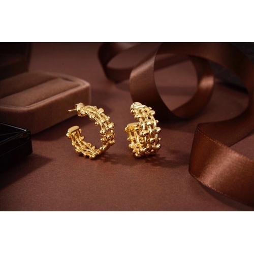 Bottega Veneta Earrings #867797 $41.00 USD, Wholesale Replica Bottega Veneta Earrings
