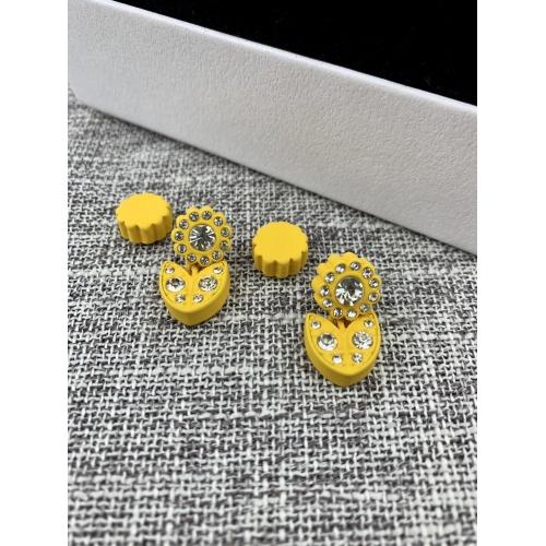 Bottega Veneta Earrings #867799 $39.00 USD, Wholesale Replica Bottega Veneta Earrings