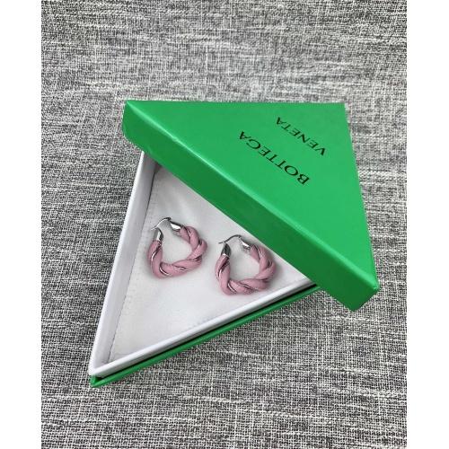 Bottega Veneta Earrings #867803 $41.00 USD, Wholesale Replica Bottega Veneta Earrings