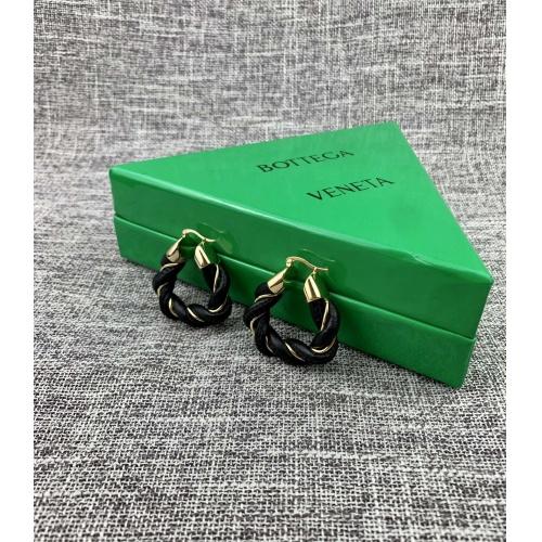 Bottega Veneta Earrings #867804 $41.00 USD, Wholesale Replica Bottega Veneta Earrings