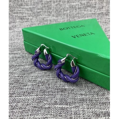 Bottega Veneta Earrings #867805 $41.00 USD, Wholesale Replica Bottega Veneta Earrings