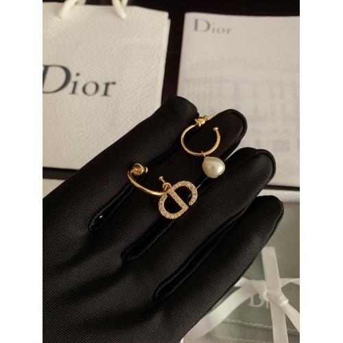 Christian Dior Earrings #867858 $29.00 USD, Wholesale Replica Christian Dior Earrings