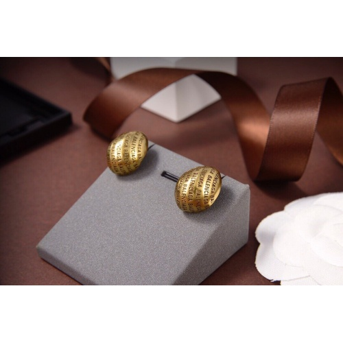 Balenciaga Earring #867862 $29.00 USD, Wholesale Replica Balenciaga Earring