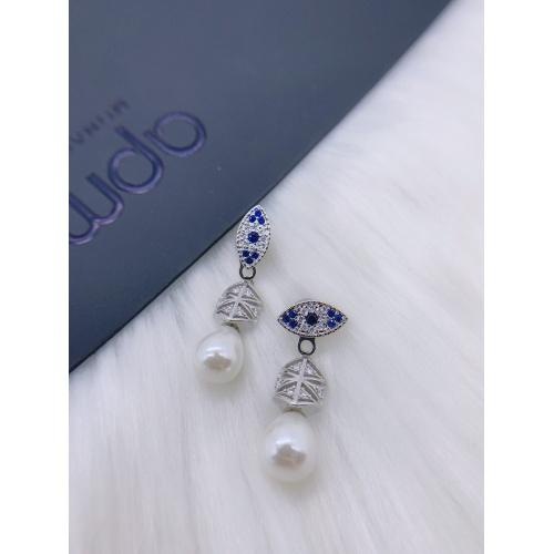 apm Monaco Earrings #867869 $38.00 USD, Wholesale Replica apm Monaco Earrings