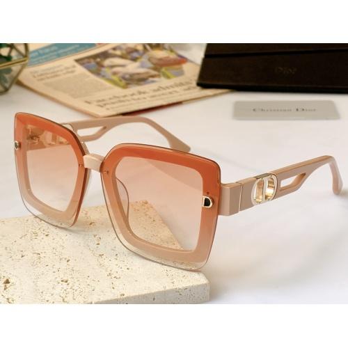Christian Dior AAA Quality Sunglasses #867895 $56.00 USD, Wholesale Replica Christian Dior AAA Quality Sunglasses