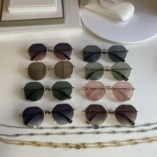 Replica Valentino AAA Quality Sunglasses #867918 $64.00 USD for Wholesale