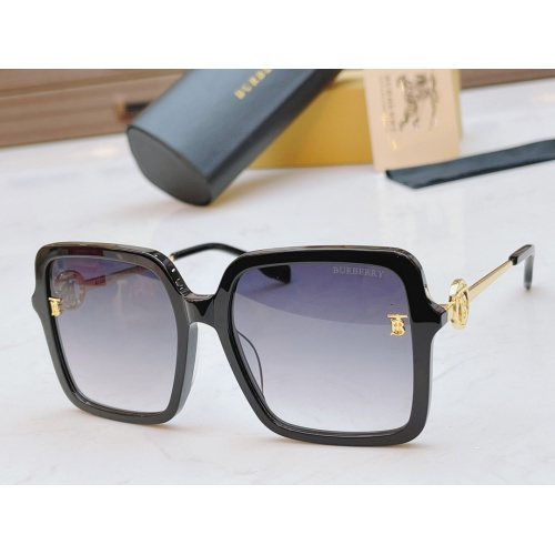 Burberry AAA Quality Sunglasses #867922 $56.00 USD, Wholesale Replica Burberry AAA+ Sunglasses