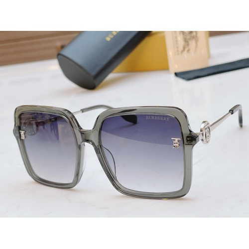 Burberry AAA Quality Sunglasses #867923 $56.00 USD, Wholesale Replica Burberry AAA+ Sunglasses