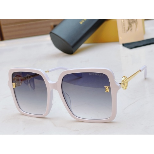 Burberry AAA Quality Sunglasses #867924 $56.00 USD, Wholesale Replica Burberry AAA+ Sunglasses