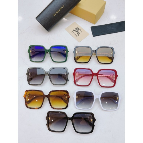 Replica Burberry AAA Quality Sunglasses #867924 $56.00 USD for Wholesale