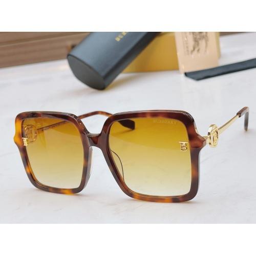 Burberry AAA Quality Sunglasses #867926 $56.00 USD, Wholesale Replica Burberry AAA+ Sunglasses