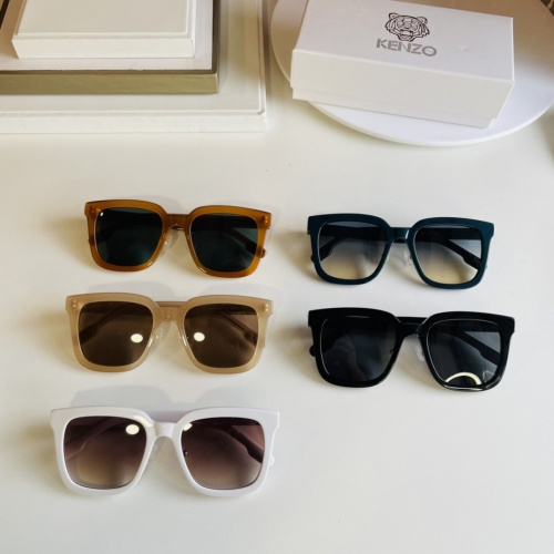 Replica Kenzo AAA Quality Sunglasses #867936 $60.00 USD for Wholesale