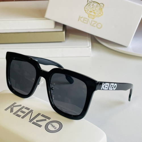 Kenzo AAA Quality Sunglasses #867939 $60.00 USD, Wholesale Replica Kenzo AAA Quality Sunglasses