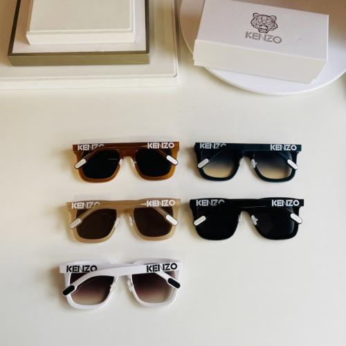 Replica Kenzo AAA Quality Sunglasses #867939 $60.00 USD for Wholesale