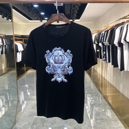 Dolce & Gabbana D&G T-Shirts Short Sleeved For Men #867969 $41.00 USD, Wholesale Replica Dolce & Gabbana D&G T-Shirts
