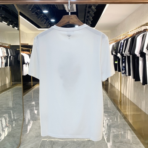 Replica Christian Dior T-Shirts Short Sleeved For Men #867970 $41.00 USD for Wholesale