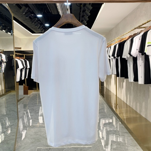 Replica Versace T-Shirts Short Sleeved For Men #867973 $41.00 USD for Wholesale