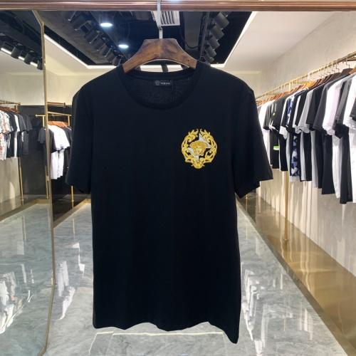 Versace T-Shirts Short Sleeved For Men #867974 $41.00 USD, Wholesale Replica Versace T-Shirts