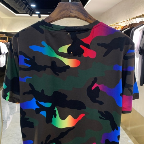 Replica Valentino T-Shirts Short Sleeved For Men #867976 $42.00 USD for Wholesale