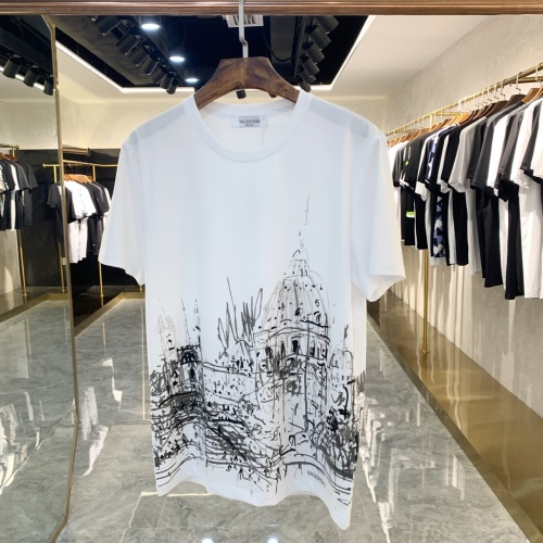 Valentino T-Shirts Short Sleeved For Men #867977 $41.00 USD, Wholesale Replica Valentino T-Shirts