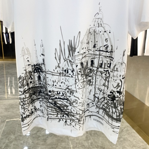 Replica Valentino T-Shirts Short Sleeved For Men #867977 $41.00 USD for Wholesale
