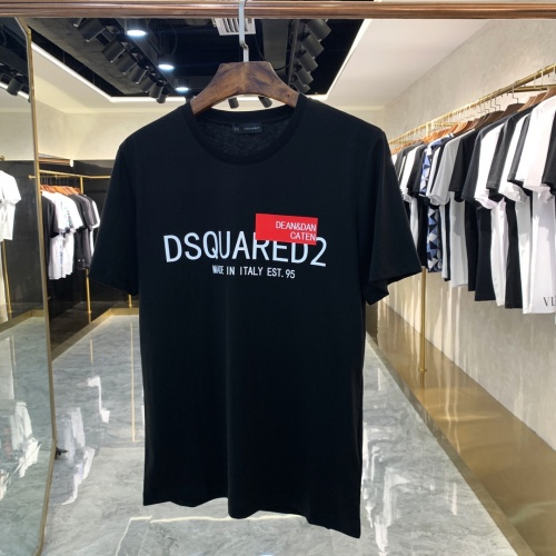 Dsquared T-Shirts Short Sleeved For Men #867981 $41.00 USD, Wholesale Replica Dsquared T-Shirts