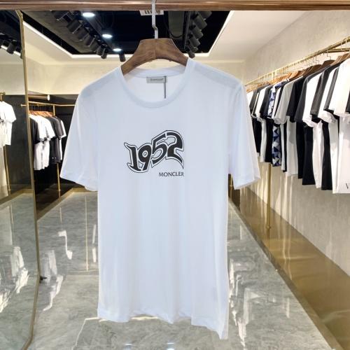 Moncler T-Shirts Short Sleeved For Men #867984 $41.00 USD, Wholesale Replica Moncler T-Shirts