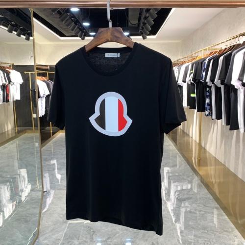 Moncler T-Shirts Short Sleeved For Men #867986 $41.00 USD, Wholesale Replica Moncler T-Shirts