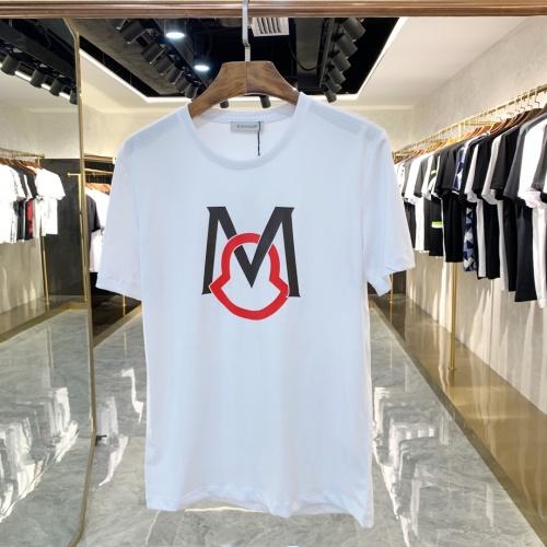 Moncler T-Shirts Short Sleeved For Men #867987 $41.00 USD, Wholesale Replica Moncler T-Shirts