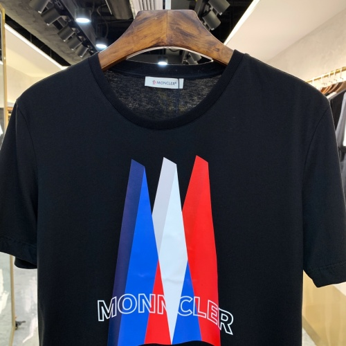 Replica Moncler T-Shirts Short Sleeved For Men #867990 $41.00 USD for Wholesale