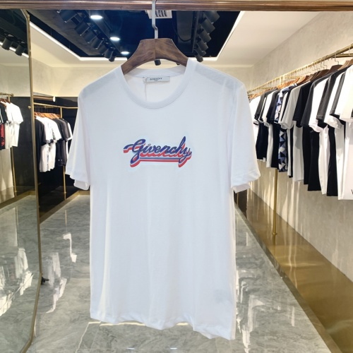 Givenchy T-Shirts Short Sleeved For Men #867993 $41.00 USD, Wholesale Replica Givenchy T-Shirts