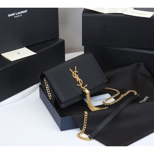 Replica Yves Saint Laurent YSL AAA Quality Messenger Bags For Women #867998 $78.00 USD for Wholesale
