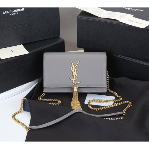Yves Saint Laurent YSL AAA Quality Messenger Bags For Women #868001 $78.00 USD, Wholesale Replica Yves Saint Laurent YSL AAA Messenger Bags