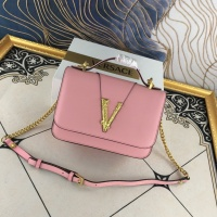 $135.00 USD Versace AAA Quality Messenger Bags For Women #855693