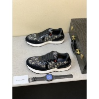 $80.00 USD Christian Dior Casual Shoes For Men #855937