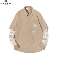 $45.00 USD Burberry Shirts Long Sleeved For Men #856259