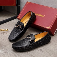 $68.00 USD Ferragamo Leather Shoes For Men #856514