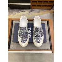 $72.00 USD Christian Dior Casual Shoes For Men #856545