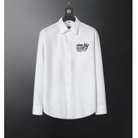 $38.00 USD Dolce & Gabbana D&G Shirts Long Sleeved For Men #856690