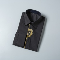 $38.00 USD Versace Shirts Long Sleeved For Men #856697