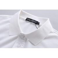 $39.00 USD Dolce & Gabbana D&G T-Shirts Short Sleeved For Men #856846