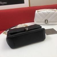 $112.00 USD Bvlgari AAA Messenger Bags For Women #857041