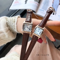$29.00 USD Cartier Watches For Women #857386