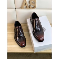 $108.00 USD Versace Leather Shoes For Men #859213