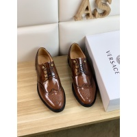 $108.00 USD Versace Leather Shoes For Men #859217