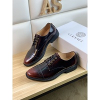 $108.00 USD Versace Leather Shoes For Men #859218