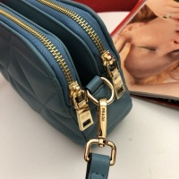 $96.00 USD Prada AAA Quality Messeger Bags For Women #860201